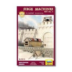 ZVEZDA_SIEGE MACHINES Nº1_1/72