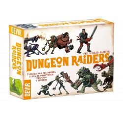 DEVIR_ DUNGEON RAIDERS.