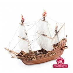 CONSTRUCTO_ GOLDEN HIND_ 1/55