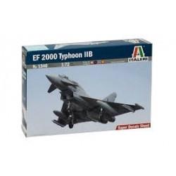 ITALERI_ EF 2000 TYPHOON IIB_ 1/72