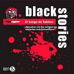 BLACK STORIES. EL JUEGO DE TABLERO