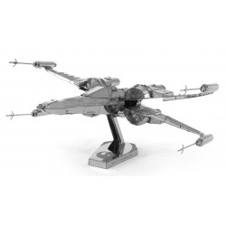 METAL EARTH_ STAR WARS 3D_ POE DAMERON'S X-WING FIGHTER