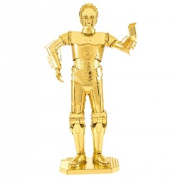 METAL EARTH_ STAR WARS 3D_ C-3PO