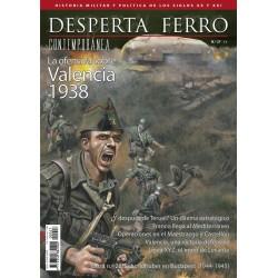 DESPERTA FERRO CONTEMPORANEA Nº27_ LA OFENSIVA SOBRE VALENCIA, 1938