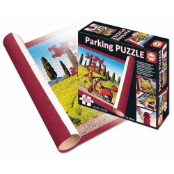 EDUCA_ PARKING PUZZLE_ MANTA ENROLLABLE PARA GUARDAR PUZZLES