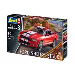 REVELL_ FORD SHELBY GT500 2010_ 1/24