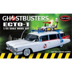 POLAR LIGHTS_ GHOSTBUSTER ECTO-1_ 1/25