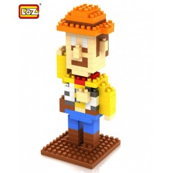 PERSONAJE WOODY. TOY STORY