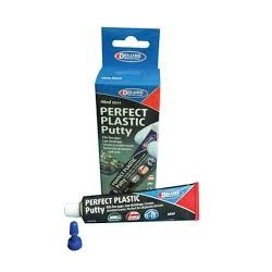 DELUXE_ PERFECT PLASTIC PUTTY. 40 ml.
