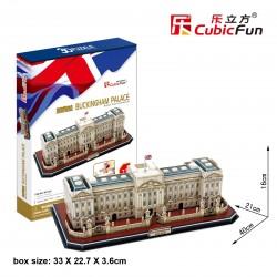 CUBIC FUN_ BUCKINGHAM PALACE, 3D PUZZLE