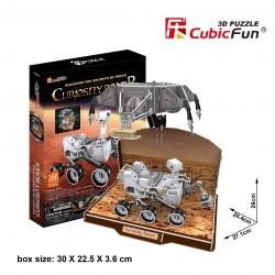 CUBIC FUN_ CURIOSITY ROVER, 3D PUZZLE