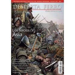 DESPERTA FERRO_ ESPECIAL NºXV_ LOS TERCIOS (V) ASIA