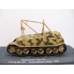 BEREPANZER TIGER(P) s.Pz.Jg.Abt.653 Anzio-Nettuno (Italy)-1944