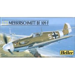 HELLER_ MESSERSCHMITT BF 109_ 1/72