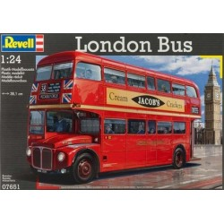REVELL_ LONDON BUS_ 1/24