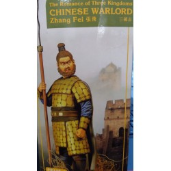 ZHANG FEI.CHINESE WARLORD. (The Romance of three kindoms)