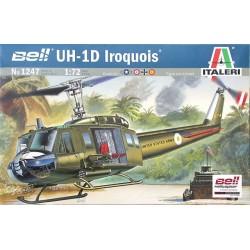 ITALERI_ BELL UH-1D IROQUOIS_ 1/72