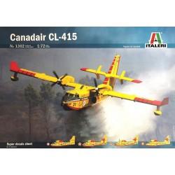 ITALERI_ CANADAIR CL-415 (con calcas españolas)_ 1/72