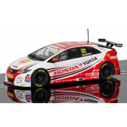 SUPERSLOT_ BTCC HONDA CIVIC Type R_ 1/32