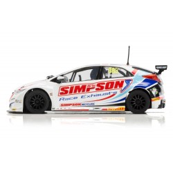 SUPERSLOT_ HONDA CIVIC BTCC_ 1/32