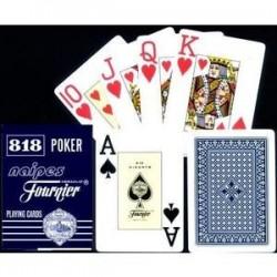 Fournier_ Baraja de Poker 818 Jumbo Index