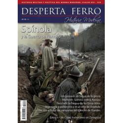 DESPERTA FERRO_ HISTORIA MODERNA Nº35_ SPINOLA Y LA GUERRA DE FLANDES