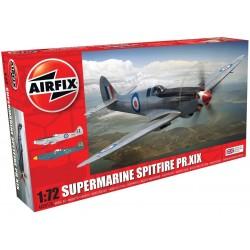 AIRFIX_ SUPERMARINE SPITFIRE PR.XIX_ 1/72