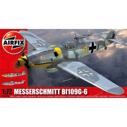 AIRFIX_ MESSERSCHMITT BF109G-6_ 1/72