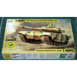 ZVEZDA_ T-90MC RUSSIAN MAIN BATTLE TANK_ 1/35