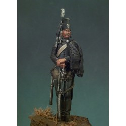 PRUSSIAN DEATH HUSSAR  1762