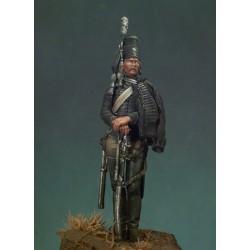 PRUSSIAN DEATH HUSSAR  1762