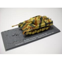 Pz.Kpfw V Panther Ausf. A (sd.Kfz. 171), Targul Frumos, Rumanía, 1944