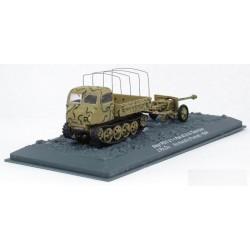 "flakpanzer IV ""Möbelwagen"" (Sd.kfz. 161/3) 11.Pz.Div. Lyon (France)-1944"